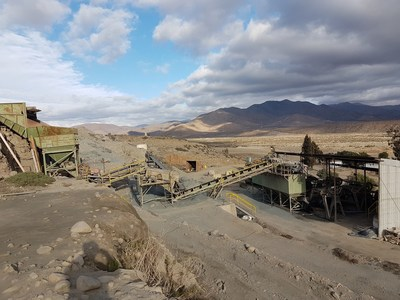 Altiplano Pursues Wider High Grade Zones and Increased Processing Capability at the Historic Farellon Cu-Au Mine (CNW Group/Altiplano Metals Inc.)