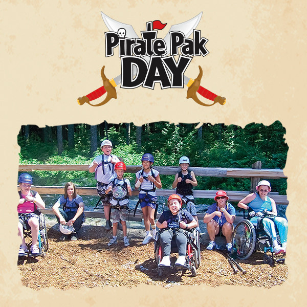 On Wednesday, August 1, a toonie from the sale of every Pirate Pak will be donated to Zajac Ranch for Children, a local charity that provides kids and young adults with life-threatening illnesses and chronic disabilities a unique summer camp experience. (CNW Group/White Spot)