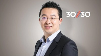 APEX Technologies President Tiger Yang Selected By Forbes as 30 Under 30