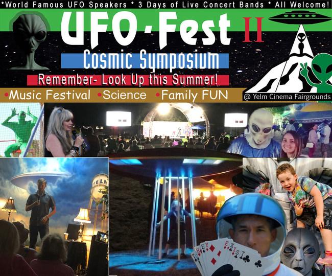 Yelm UFO Festival 2018 Photo
