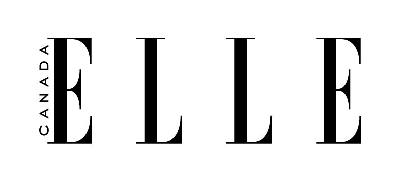 Logo: ELLE Canada (CNW Group/TVA Group)