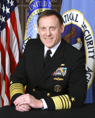 Michael S. Rogers, Former Director of the NSA and Commander of US Cyber Command. Image Courtesy: Navy.mil