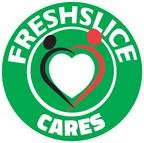 Freshslice Cares (CNW Group/Freshslice Pizza)