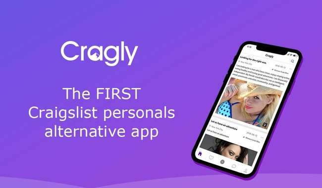 Cragly, a New Craigslist Personals Alternative App, Aims to