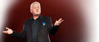 Toastmasters 2018 International Convention Keynote Speaker, Steve Gilliland