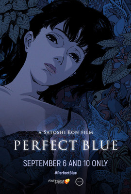 Perfect Blue back in theaters September 6 and 10