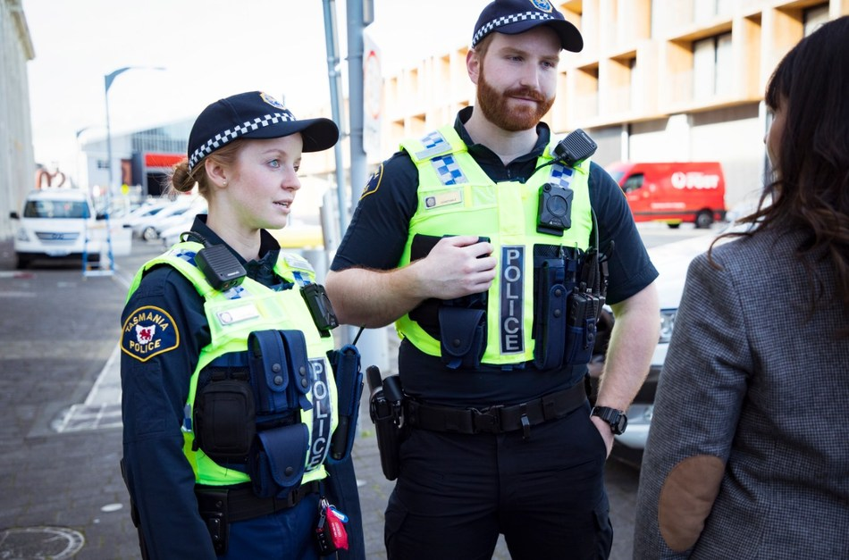 Tasmania Police becomes the fourth state in Australia to join the Axon Network