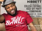 "Hibbett Sports Partners With Jermaine ""Funnymaine"" Johnson To Kick Off Alabama Football Season"