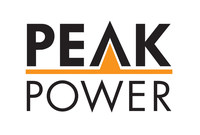Peak Power to deploy 2350kW / 4700 kWh of energy storage systems with Starlight Investments to target rising Ontario Global Adjustment Charges (CNW Group/Peak Power Inc.)