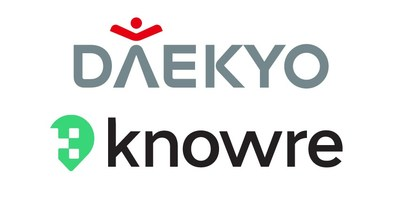 Daekyo Knowre Logo