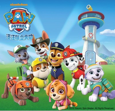iQIYI Signs New Expanded Multi-year Nickelodeon Content Deal for China With Viacom International Media Networks