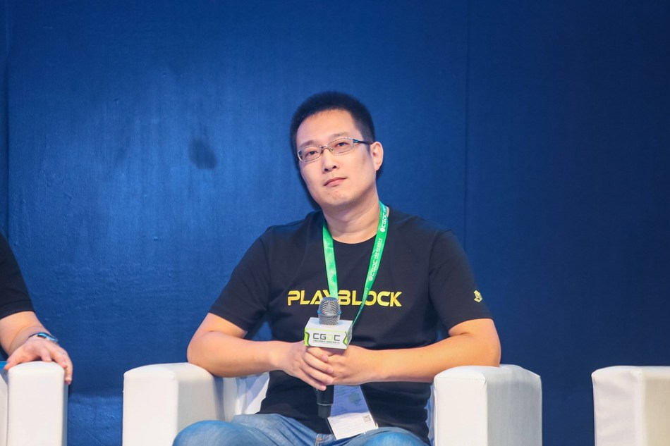 PlayBlock co-founder He Xiaoxing