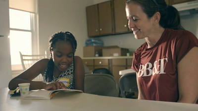 'There is a Place' is BB&T's first community-focused spot and is released as BB&T celebrates the 10th anniversary of the BB&T Lighthouse Project, a company-wide service program that serves as a beacon of light to neighbors in need.