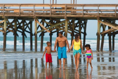 Enjoy 60 More Days of Summer this Fall in Myrtle Beach, South Carolina. Photo Courtesy of Visit Myrtle Beach.