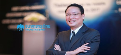 Mr. Payong Srivanich, President and CEO of Krung Thai Bank
