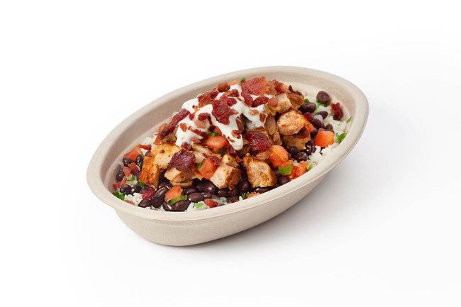 Chipotle is testing a new Bacon Bowl this September.