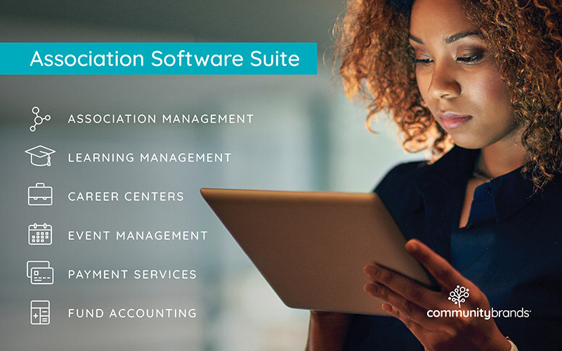 An enterprise initiative completed under the name Project FIRE (Future of Innovation, Revenue and Efficiency), the new, end-to-end software suite from Community Brands helps associations increase revenue, improve efficiency and digitally engage members.