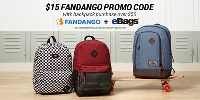 eBags Is Sending You to the Movies and Saving You Big $$ on Backpacks
