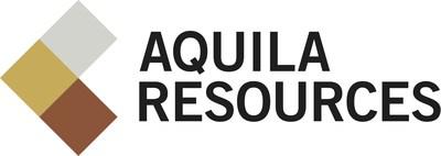 Logo: Aquila Resources Inc. (CNW Group/Aquila Resources Inc.)