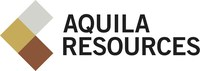 Logo: Aquila Resources Inc. (CNW Group/Aquila Resources Inc.)