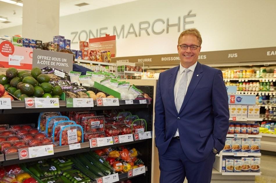 Éric Bouchard, Senior Vice-President, Pharmaprix (CNW Group/Shoppers Drug Mart Corporation)
