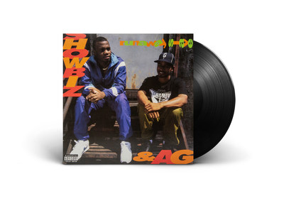 OUT NOW - URBAN LEGENDS REISSUES SHOWBIZ & A.G.'S 'RUNAWAY SLAVE' ON STANDARD BLACK & LIMITED COLORED VINYL