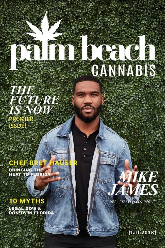 Palm Beach Cannabis Magazine Premier Issue