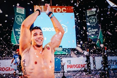 Torneio CrossFit Brasil (PRNewsfoto/Torneio CrossFit Brasil)