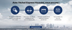 Achat express Hyundai permet maintenant aux clients d'effectuer en ligne et à leur rythme un bon nombre d'étapes qui devaient auparavant se faire en personne chez le concessionnaire. (Groupe CNW/Hyundai Auto Canada Corp.)