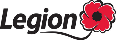 Logo: Legion (Groupe CNW/Légion royale canadienne)