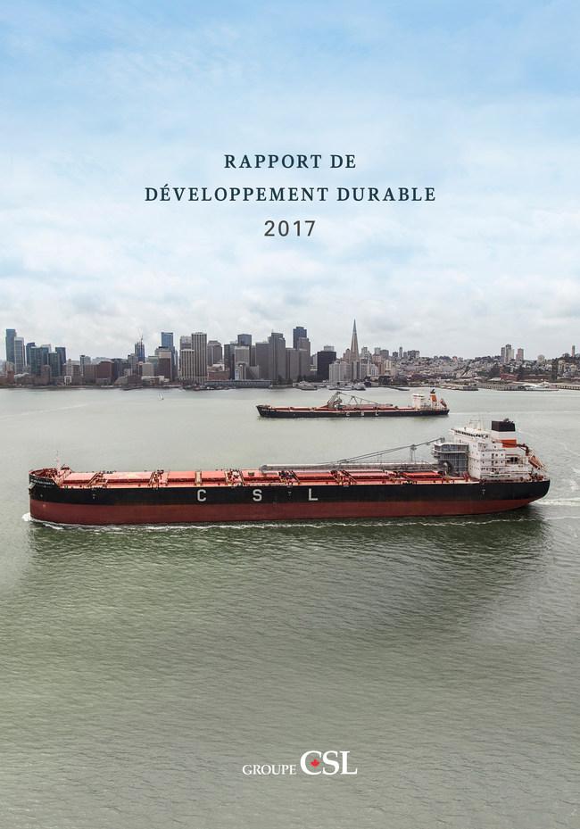 CSL dévoile son Rapport de développement durable 2017 (Groupe CNW/Le Groupe CSL Inc.)