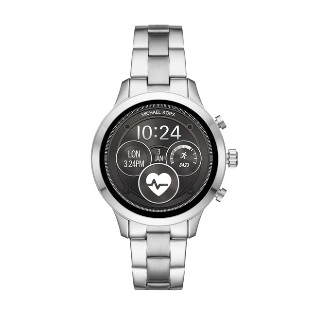 Michael Kors adds its iconic Runway style to its Access smartwatch collection, combining design and functionality for a highly personalized experience.