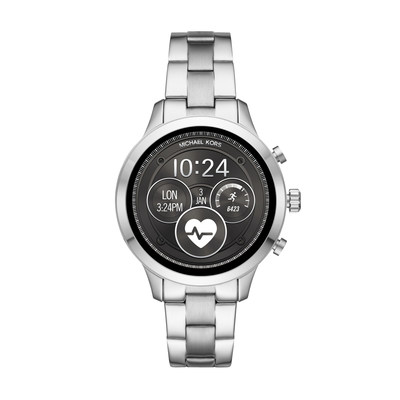 Michael Kors Launches Iconic Runway Watch As A New Smartwatch