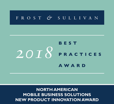 Sprint Business Earns Frost & Sullivan's New Product Innovation Award for Its MultiLine Mobile Business Solution