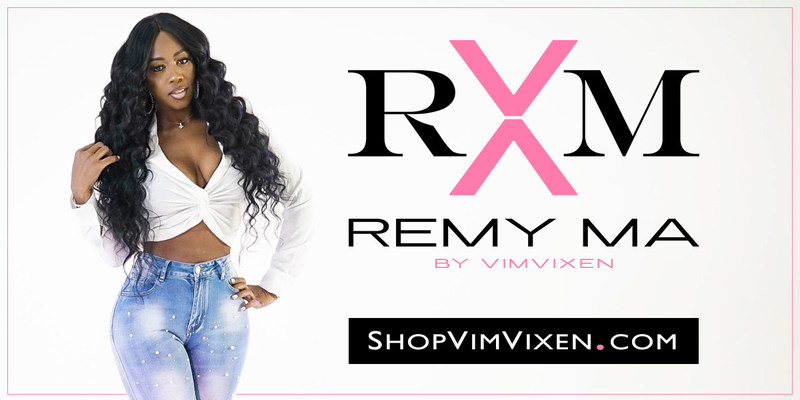 "Multi-Platinum recording artist Remy Ma and Vim Vixen announces ""Remy Ma by Vim Vixen"" fashion collection releasing Fall 2018 [photo credit: Yefry Mejia]"