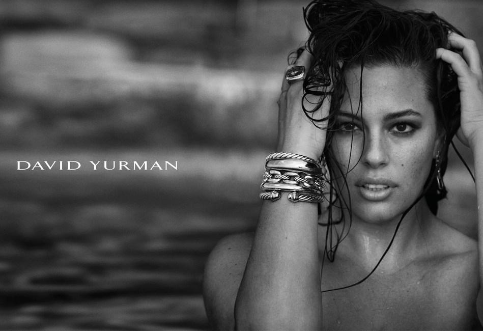 David Yurman Fall 2018 Ad Campaign: Peter Lindbergh