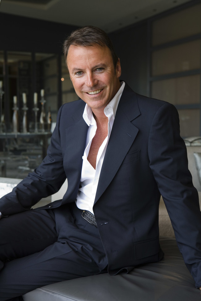 The Event Planner Expo Brings Back #1 New York Event & Wedding Planner Colin Cowie as Keynote Speaker
