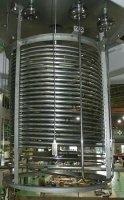 Kaneka inicia de manera oficial la fabricación continua en el marco de las GMP