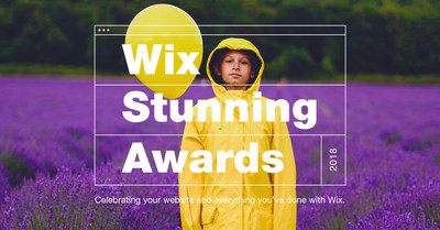 Wix Stunning Awards