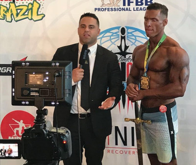 Carlos 'Caike' DeOliveira Wins 2018 Musclecontest Brazi