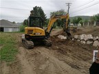 SANY excavator SY50U