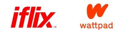 iflix and Wattpad