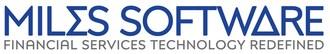 Miles Software Logo (PRNewsfoto/Miles Software)