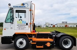 Firefly Transportation Services and Orange EV Commercially Deploy First Pure Electric Class 8 Truck in Michigan