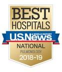 National Jewish Health Ranked Nation's #1 Respiratory Hospital By U.S. News & World Report