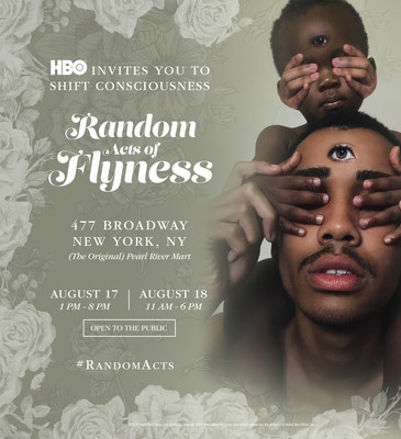 HBO TO CELEBRATE 'RANDOM ACTS OF FLYNESS'  