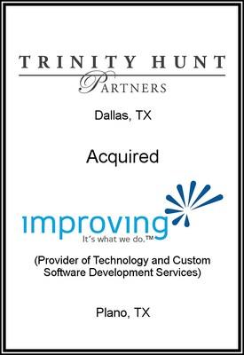 Trinity Hunt - Improving