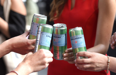 S.Pellegrino introduces sleek and stylish cans: the perfect way to enjoy S.Pellegrino at any time and enhance all your dining occasions.