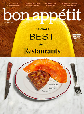 Bon Appétit's Restaurants Issue, September 2018