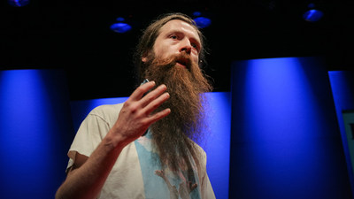 Aubrey de Grey is a Cambridge scientist and researcher working to end aging, and create biological immortality through science. He will keynote the first Christian Transhumanist Conference on August 25th, in Nashville, TN — exploring the religious implications of human enhancement and radical life extension.